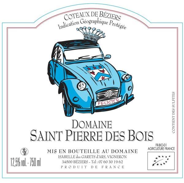 Domaine-viticole-Saint-Pierre-Bois-Beziers-vins-bio-etiquette-1-600